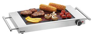 Grill plate GP1200, grooved