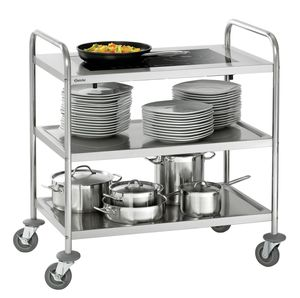 Induction serving trolley IKTS 35