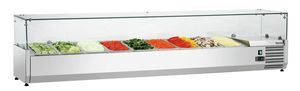 Refrigerated showcase GL3 9 x 1/3 GN