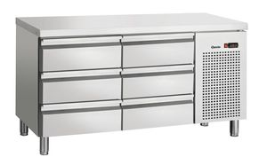 Refrigerated counter S6-100
