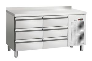 Refrigerated counter S6-100 MA
