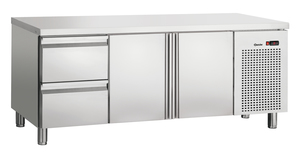 Refrigerated counter S2T2-150