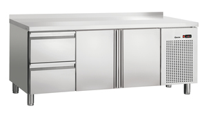 Refrigerated counter  S2T2-150 MA