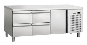 Refrigerated counter S4T1-150