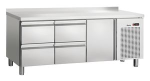 Refrigerated counter S4T1-150 MA