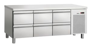 Refrigerated counter S6-150
