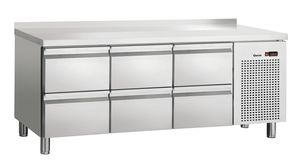 Refrigerated counter S6-150 MA