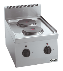Electric cooker 600 2PLTG