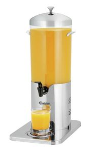 Beverages dispenser DTE5, thermoel.
