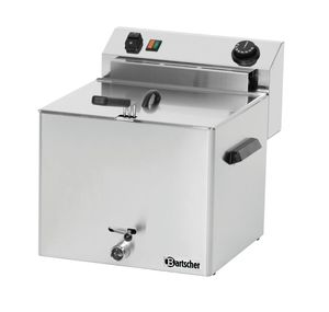 D. fat fryer Professional, 10L, tap
