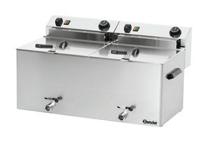 D.fat fryer ProfessionalII,2x10L,TU