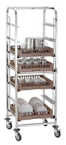Dishwasher basket trolley ASP700