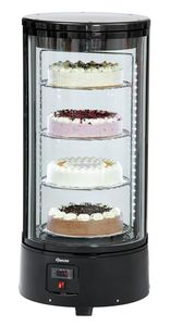 Cake display show-case 72L