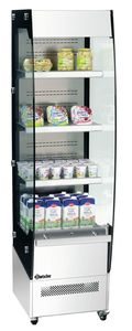 "Refrigerated display case ""Rimi"", 220L"