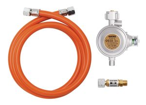 Gas connection kit