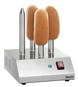 Toaster hot-dogs à broches T4